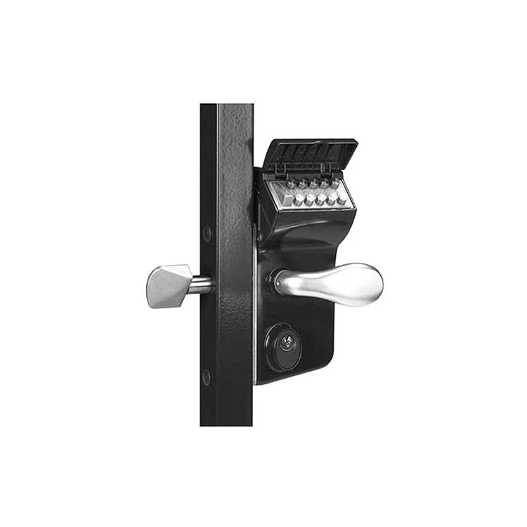 Locinox Leonardo Mechanical Code Sliding Gate Lock Kits