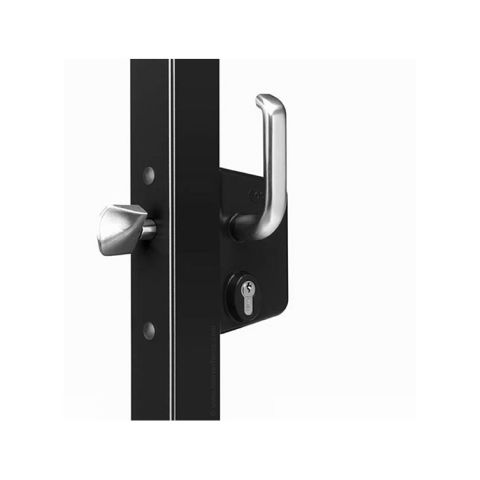 Locinox Sliding Gate Lock Kits - LSKZU2