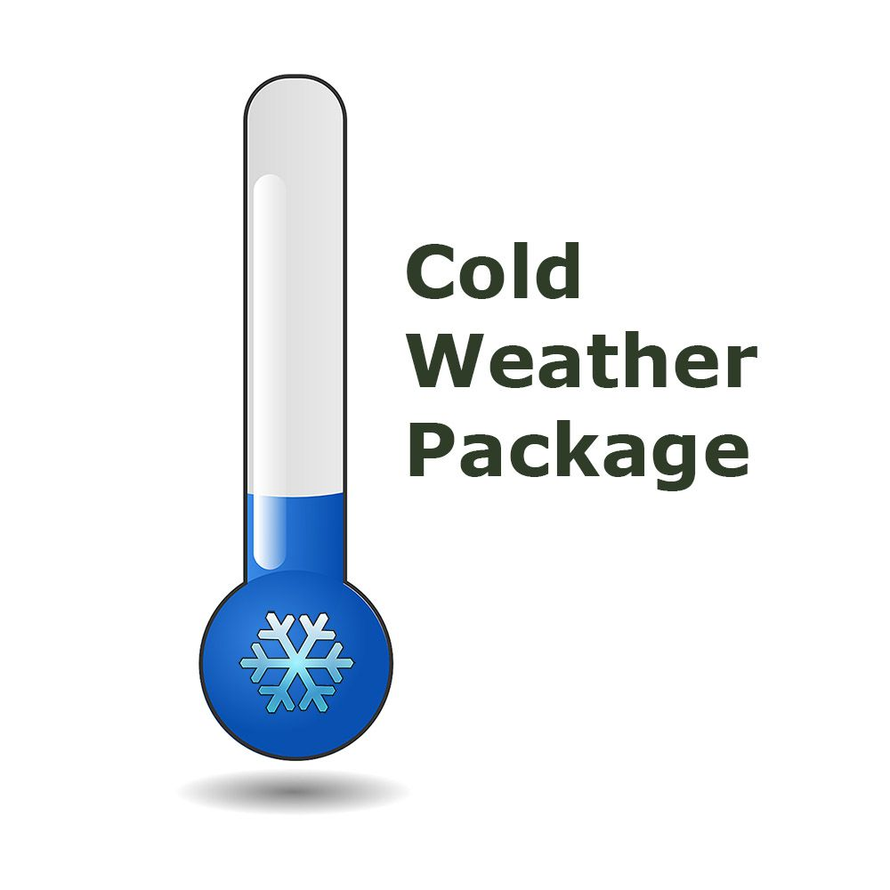 Linear Cold Weather Package for SWR Operators