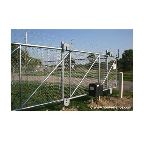 Hoover Fence Barbwire Kits for Gates
