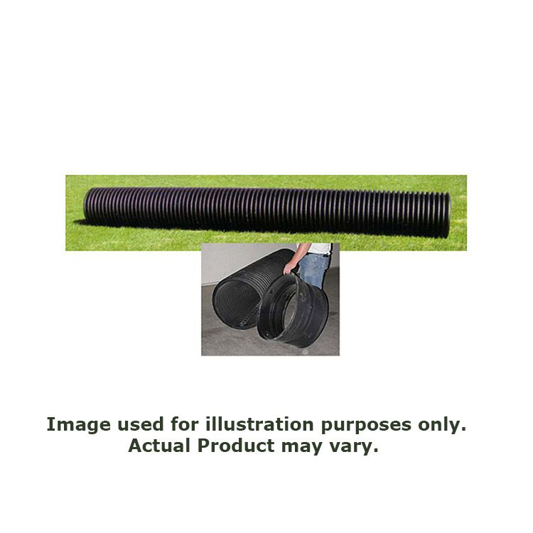 White Line Equipment Optional Steel 2 Section Tarp Roller Insert - Ship Quote Required