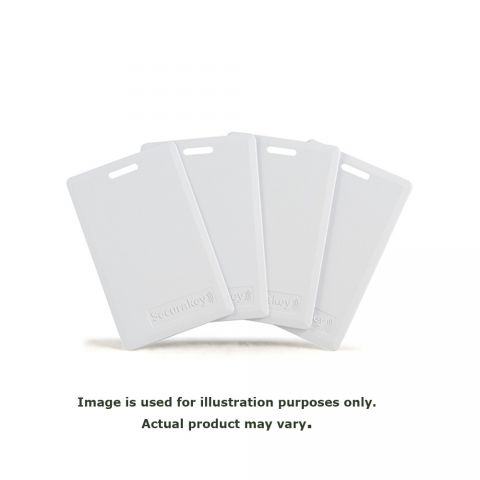 SecuraKey Direct Image PVC Adhesive Label for RKCM-01 - Pack of 100