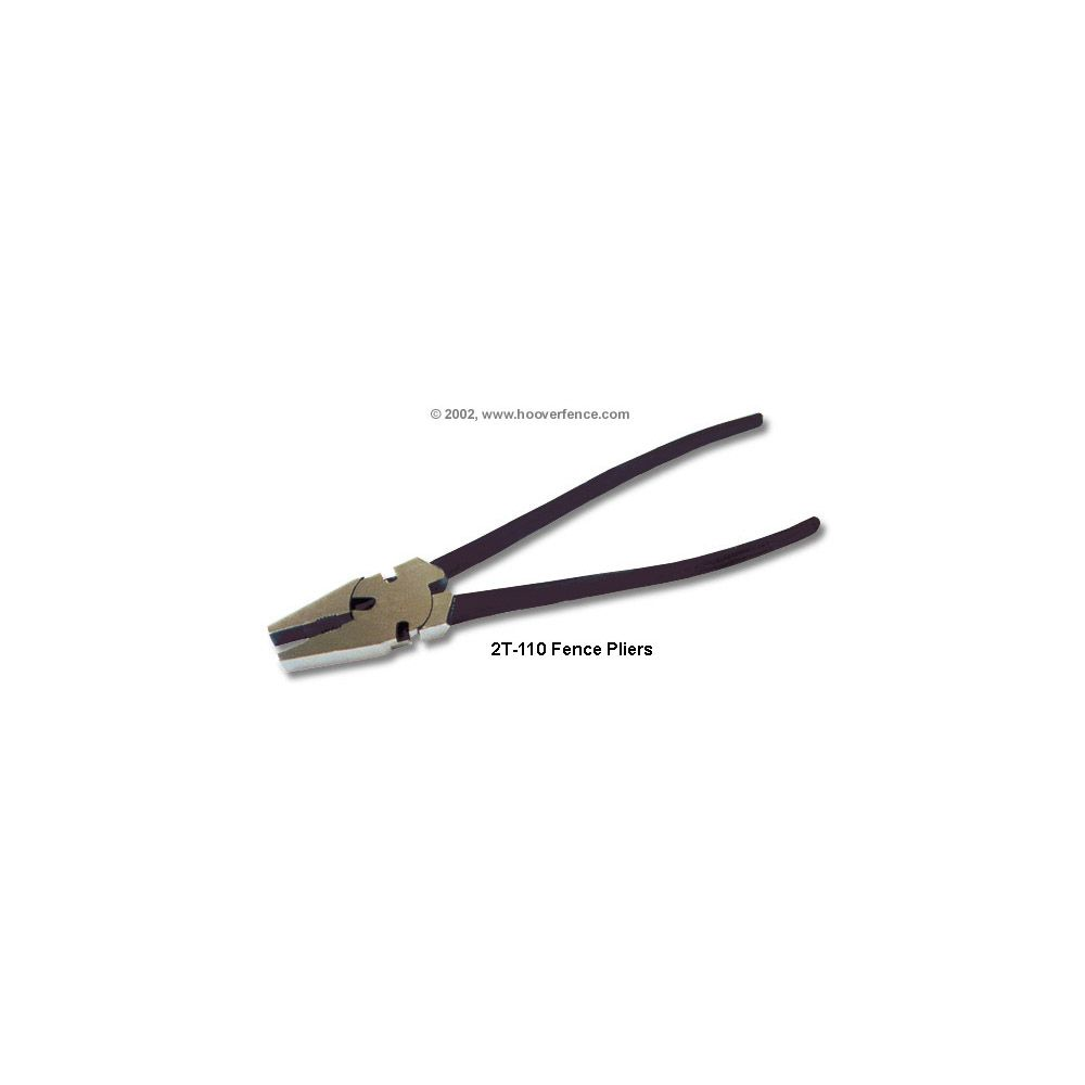 "Seymour Fence Pliers, 10"" Square Nose"