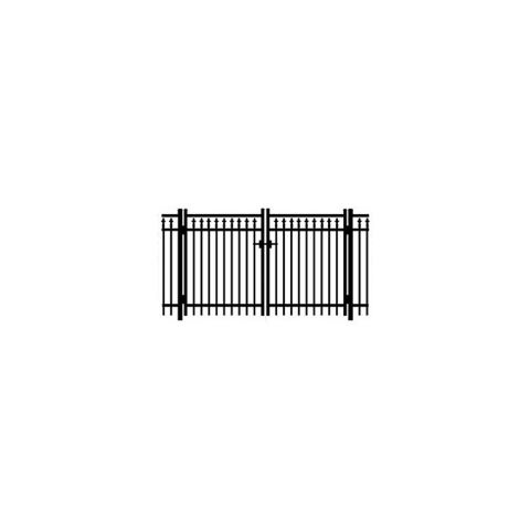 Jerith #200 Aluminum Double Swing Gate