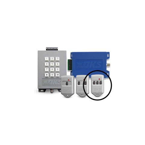 DoorKing Microclik Three Button Transmitter