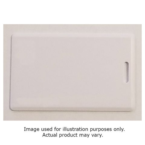 AAS 50 Pack Cards for 11-024 Mechanical Card Readers