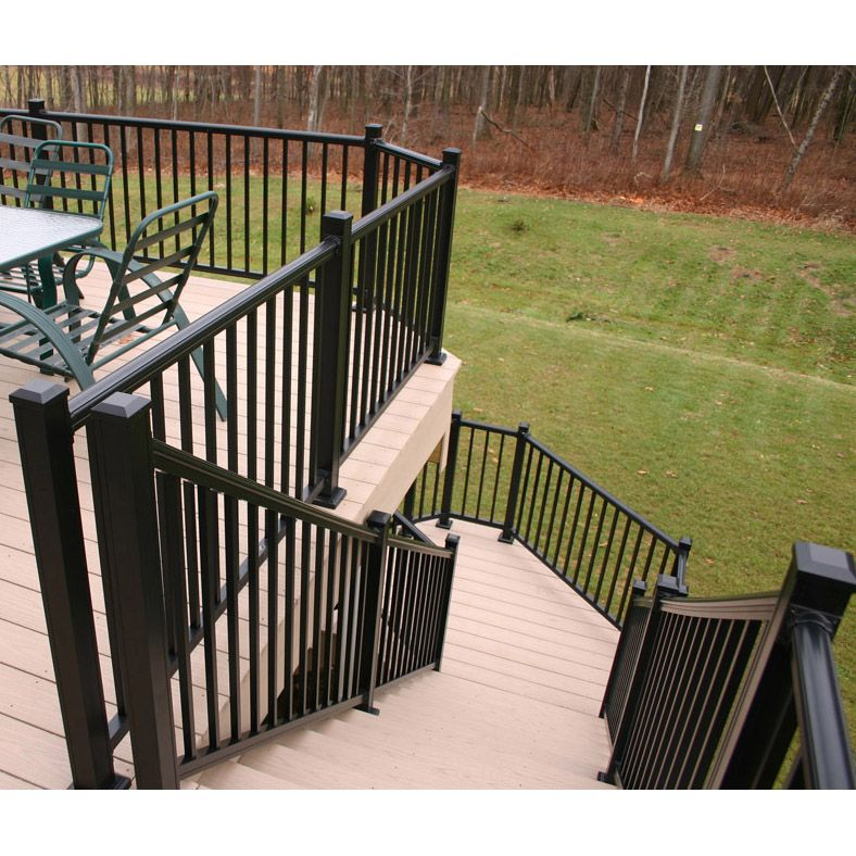 Deck Railing | Hoover Fence Co