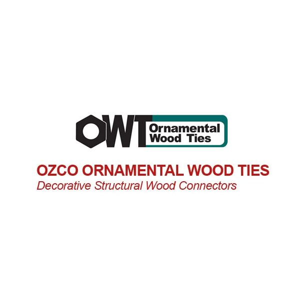 OWT Ornamental Wood Ties