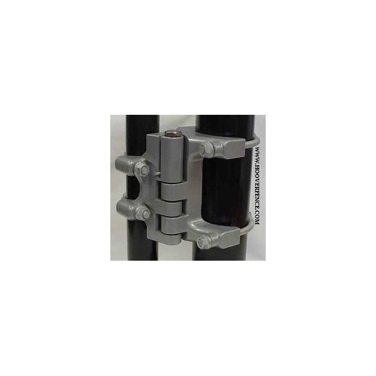 High Point Lacrosse >> Chain Link Fence Gate Spring Hinge | Hoover Fence Co.