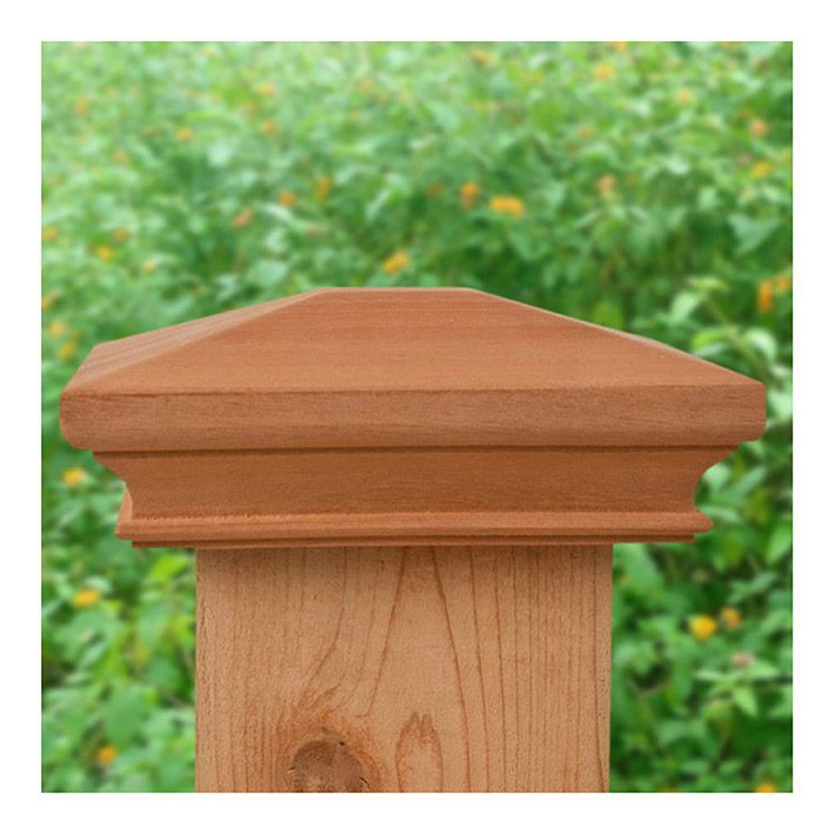Fence Post Caps