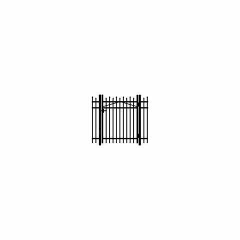 Jerith #100 Aluminum Single Swing Gate