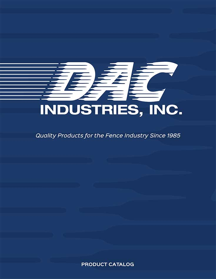 DAC Industries Fence and Gate Hardware Catalog