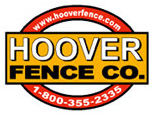 Click for Hoover Fence