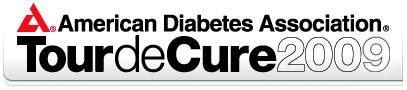 American Diabetes Association - Tour de Cure 2009