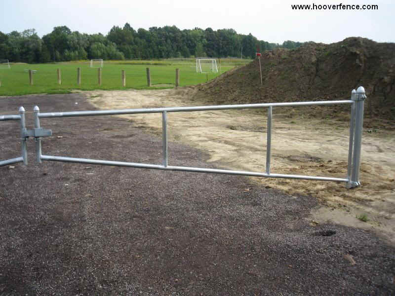 Tubular barrier gate photos hoover fence co online