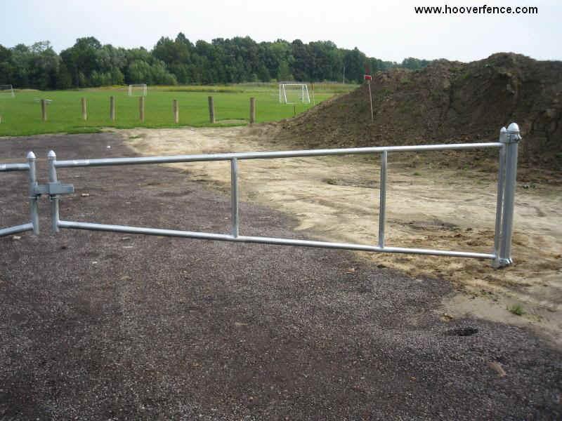 Tubular Barrier Gate Overview