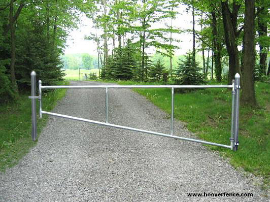 Tubular Barrier Gate Kits Hoover Fence Company