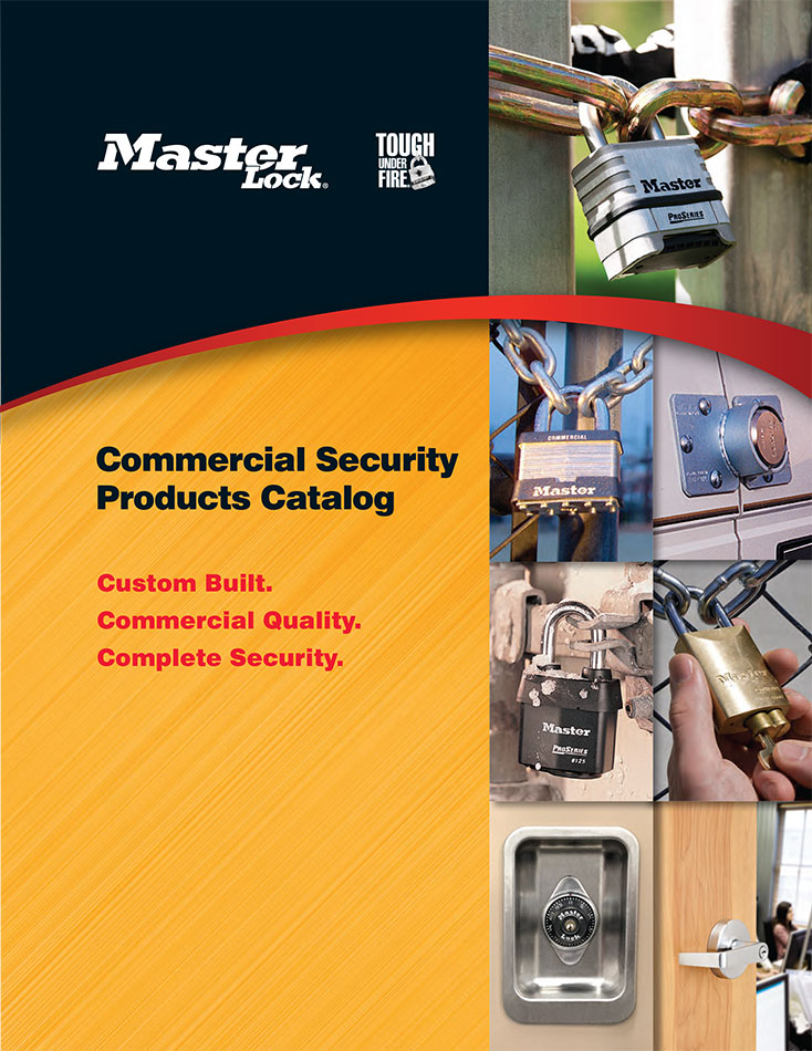 MasterLock Commercial Security Products Catalog