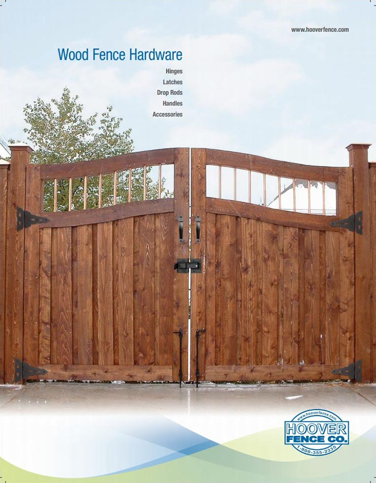 Nationwide Industries Wood Fence Gate Hardware Catalog