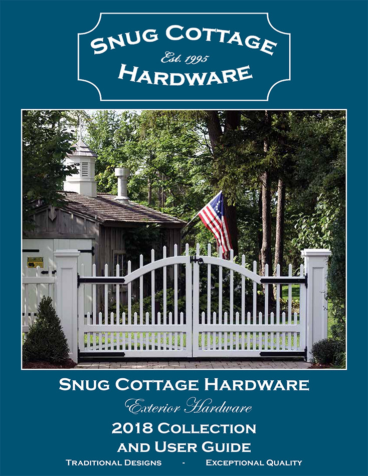 Snug Cottage Hardware Catalog