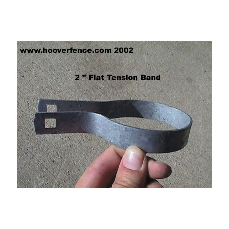 Chain Link Tension Band