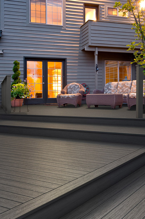 EverNew Vinyl Decking
