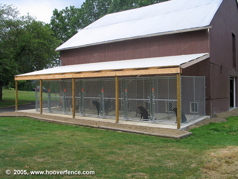 Home Design Ideas For Dogs: HFC Dog Kennel Installation Photos