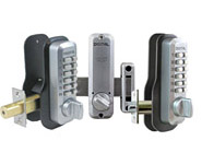M-Series Compact Locks