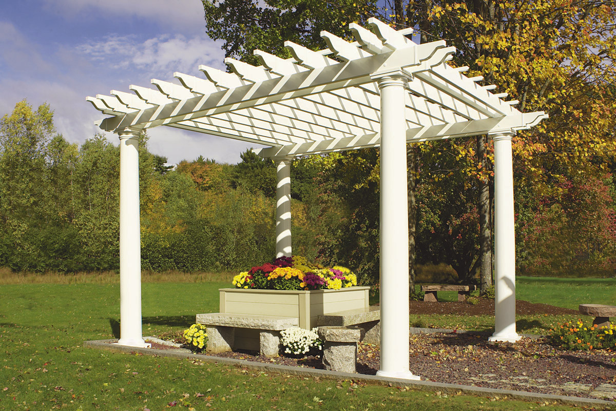 Do It Yourself Home Design: Pergola Pictures