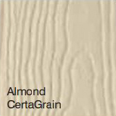 Bufftech Color Sample - Almond CertaGrain