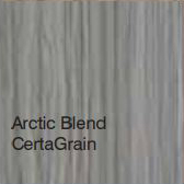 Bufftech Color Sample - Arctic Blend CertaGrain