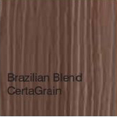 Bufftech Color Sample - Brazilian Blend CertaGrain