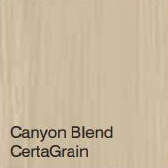 Bufftech Color Sample - Canyon Blend CertaGrain
