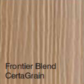Bufftech Color Sample - Frontier Blend CertaGrain