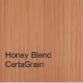 Bufftech Color Sample - Honey Blend CertaGrain