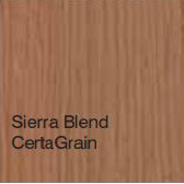 Bufftech Color Sample - Sierra Blend CertaGrain