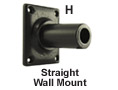 Round Aluminum Secondary Handrail - Part H