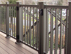 American Railing - Color Choices