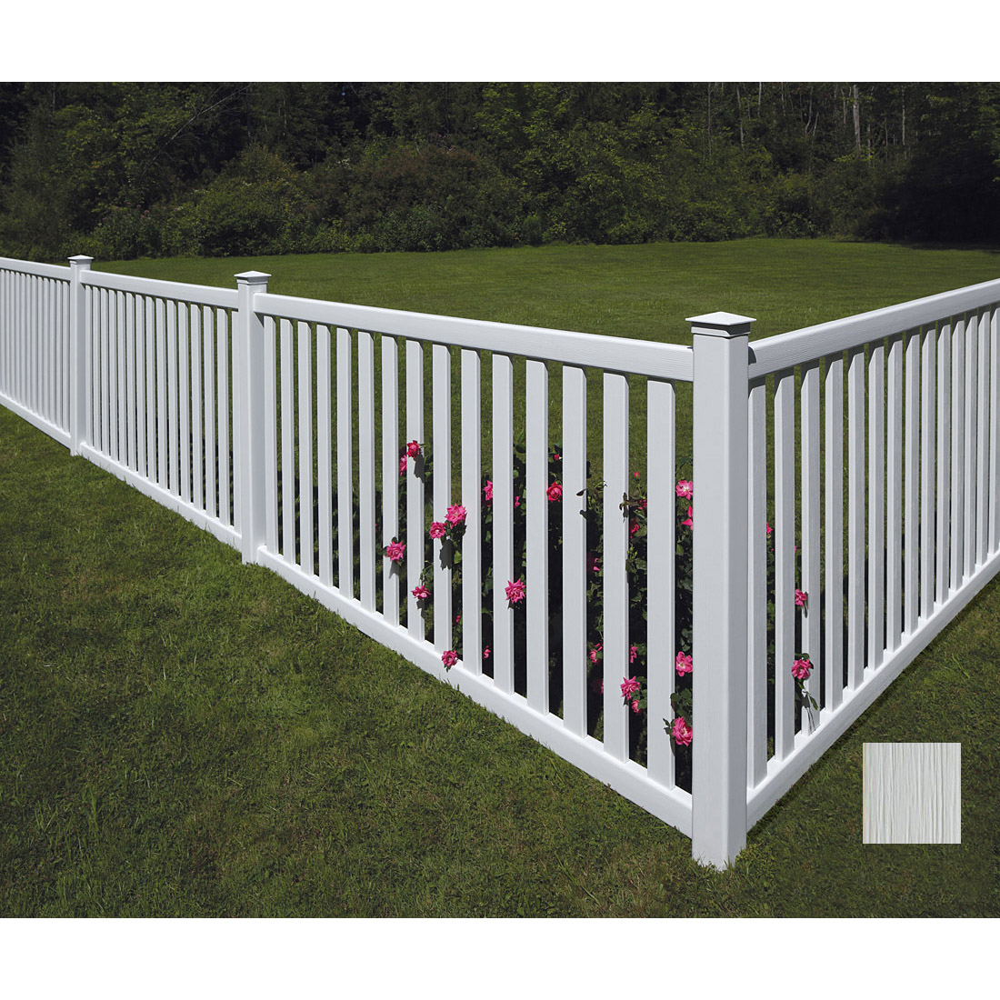 Baron Select Cedar Fence