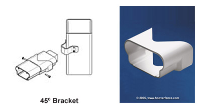 EverNew® Kingston 45° Bracket