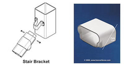 EverNew® Kingston Stair Bracket