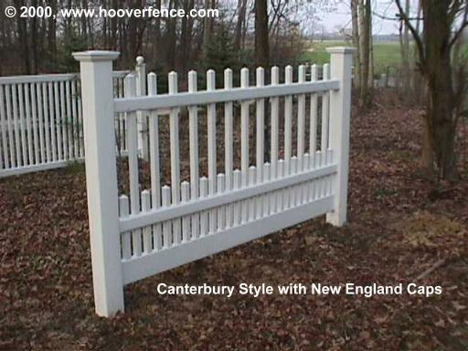 Canterbury Fence