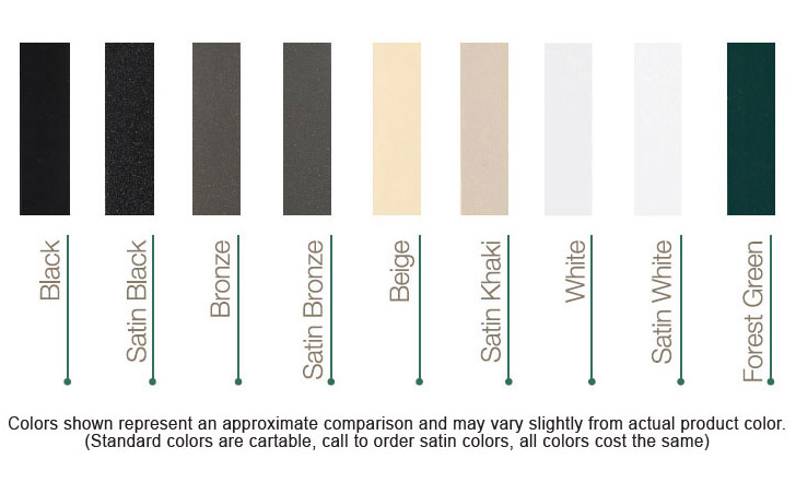 Ultra® Eclipse™ Color Choices