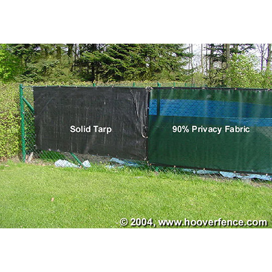 90% Privacy Fabric