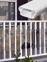 EverNew® Kingston Vinyl Railing