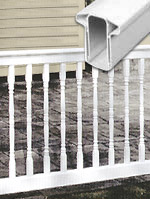 EverNew® Oxford Vinyl Railing