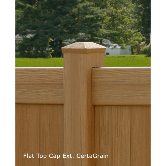 Imperial Select Cedar Fence