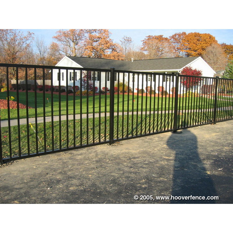 Jerith Ovation Aluminum Fence Section Hoover Fence Co