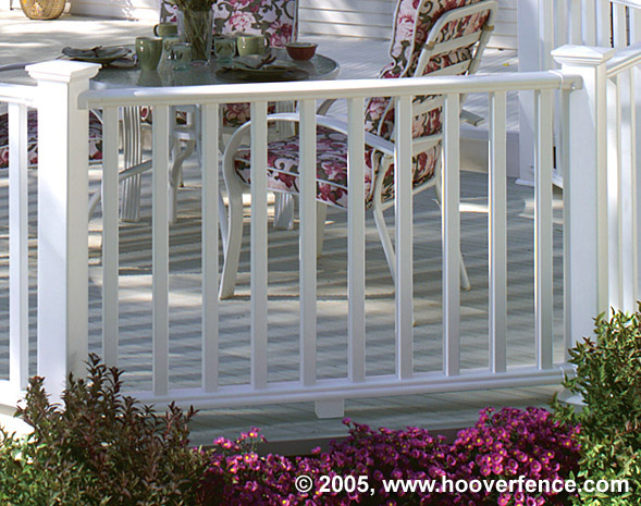 Kingston Railing Installation Photos