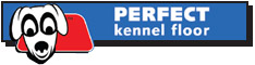 PERFECT Kennel Floor™ Logo